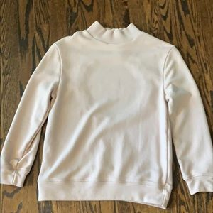 Varley cutout back sweatshirt